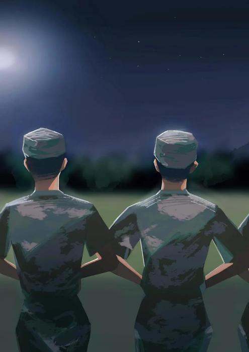 月光下的我们2