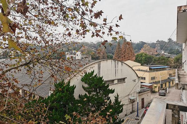 秋意正浓的赭山.jpg